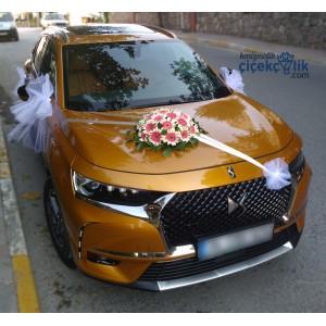 Gelin Arabası Süsleme - Ds Automobiles