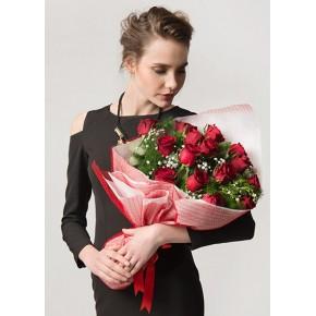 15 Adet Aşk Gülleri